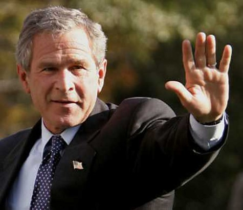 Bush_unredefeated